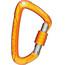 Skylotec Flint Screw Carabiner orange